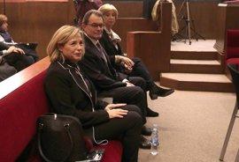 Mas, Ortega y Rigau recurrirán en el TS su condena alegando que vulnera la Constitución