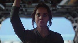 Así es el final alternativo de Rogue One: Una historia de Star Wars