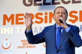 Erdogan promete discutir la relación de Turquía con la UE tras el referéndum