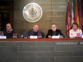 Alumnos del Safa-Grial de Valladolid se 'visten de Neolítico'