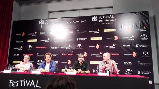 El 'Candidato' Festival de cine de Málaga