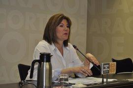 Carmen Martínez (CHA) pide al Gobierno de España que deniegue a Cataluña el permiso para el trasvase