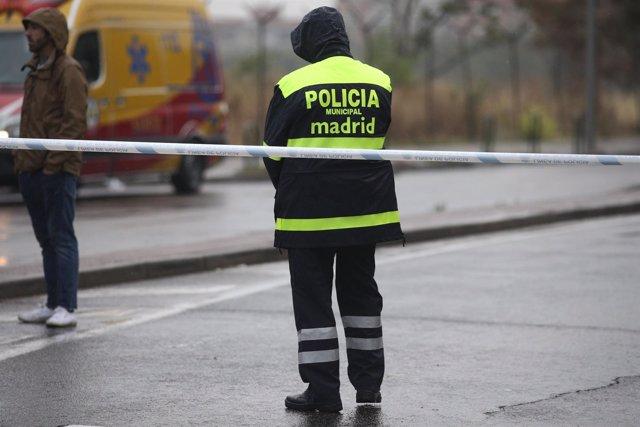 Recursos de la Policía Municipal de Madrid