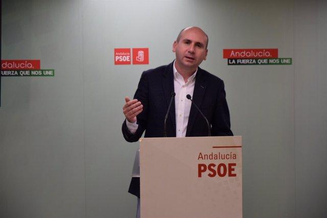 Paco Francisco Conejo PSOE-A andalucía política institucional socialista