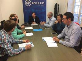 Palmer, propuesta para presidir el Congreso del PP de Baleares