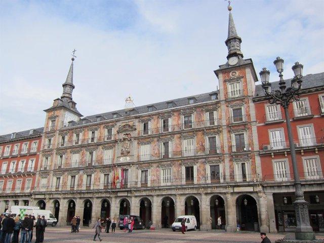 Casa de la panadería de Madrid, centro de información turística de plaza mayor