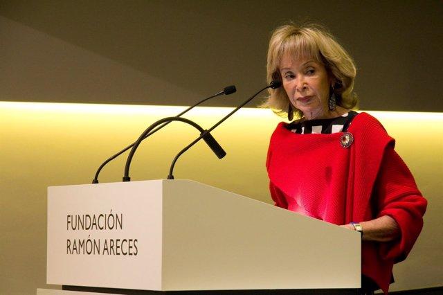 María Teresa Fernández de la Vega, Presidenta de la Fundación Mujeres por África