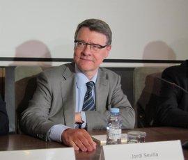 """Jordi Sevilla no tiene """"ningún temor"""" a ninguno de los tres candidatos de las primarias del PSOE: """"Son magníficos"""""""