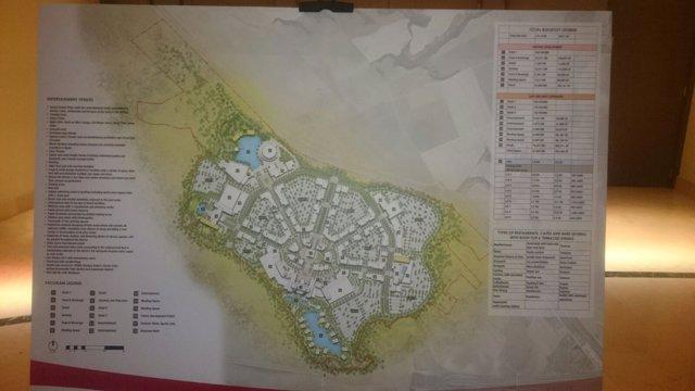 Plano de Cordish para construir en Madrid el mayor centro de ocio en Europa