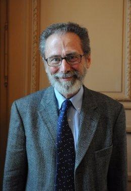El matemático Yves Meyer recibe el premio Abel 2017