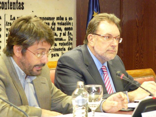 Josep Lluís Cleries, portavoz de CiU en el Senado