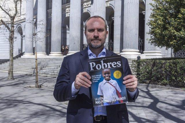 El director de World Vision España, Javier Ruiz Gaitán.
