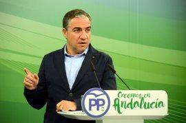PP-A acusa a PSOE-A de gastar dinero público en una campaña sobre el impuesto de sucesiones