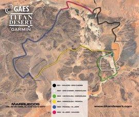 """La GAES Titan Desert regresa a sus orígenes con """"más desierto"""" que nunca"""