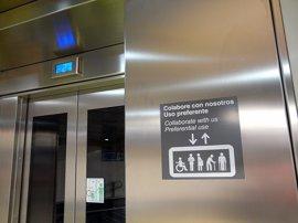 Una aplicación permitirá a los viajeros con movilidad reducida conocer los tiempos de espera de los trenes de Metro