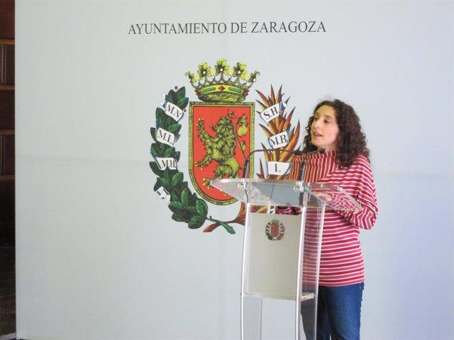 Arantza Gracia.