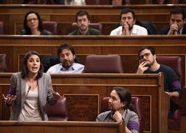 """Podemos: La venta del programa como merchandising no tiene """"nada que ver"""" con la campaña electoral"""