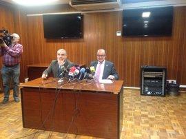 El presidente del TSJC defiende que condenar a Mas, Ortega y Rigau por el 9N fue lo correcto
