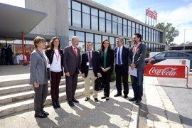 Coca-Cola impulsa su nuevo proyecto de recuperación de humedales en el Río Guadalhorce en Málaga