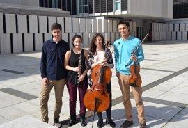 El auditorio Fernando Remacha acoge el jueves el quinto concierto del ciclo 'Jóvenes intérpretes'