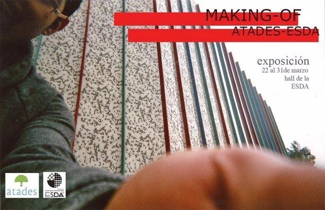 """Imagen del Making-of, """"la diversidad que nos une"""" de Atades"""