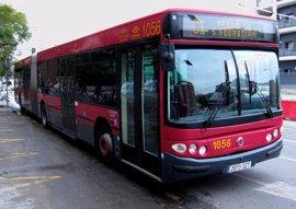Deniegan indemnizar a un peatón atropellado por un autobús mientras hablaba por el móvil
