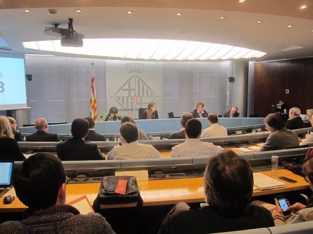 Comisión de Ecología, Urbanismo y Movilidad de Ba