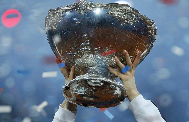 Ensaladera de la Copa Davis
