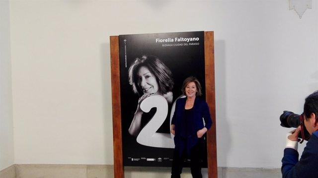 Fiorella Faltoyano, Biznaga Ciudad del Paraíso