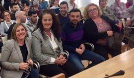Carla Antonelli se decanta por Susana Díaz en las primarias del PSOE