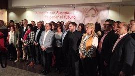 """Se presenta en Albacete el grupo de apoyo a Susana Díaz, con Nacho Hernando, Aurelia Sánchez y otros """"cargos"""" destacados"""