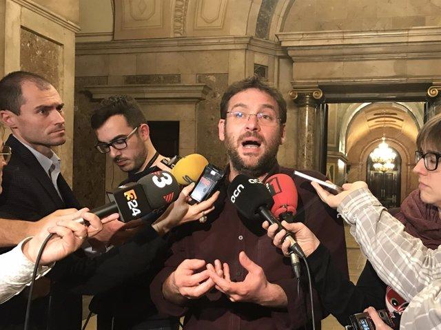 Albano Dante Fachin, Podem