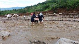 Acción contra el Hambre fija como prioridades en Perú el reparto de agua y alimentos y la salubridad