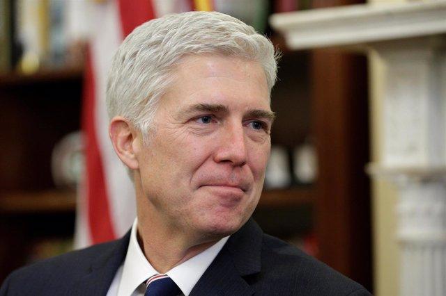 Neil Gorsuch, candidato al Tribunal Supremo