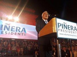 """Sebastián Piñera anuncia su candidatura a las elecciones de 2018 prometiendo recuperar """"el rumbo"""" de Chile"""
