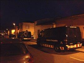 Dos detenidos en una operación contra el yihadismo en Roda de Ter (Barcelona)