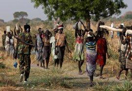 """La ONU describe como """"muy preocupante"""" la situación de seguridad en Sudán del Sur"""