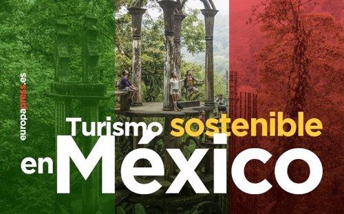 Turismo sostenible en México