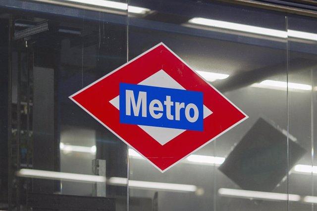 Logo de Metro de Madrid