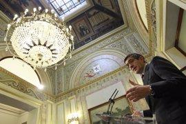 Patxi López pide acatar los procedimientos de las primarias y debatir ya de ideas