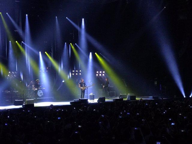 Sting en Barcelona