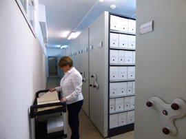 La DPZ ayuda a conservar los archivos de más de 200 municipios de la provincia