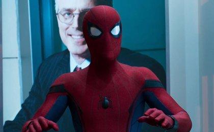 Spider-Man Homecoming: Nueva imagen con Tom Holland sobrevolando Nueva York