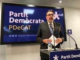 PDeCat avisa que no se puede sustituir la conferencia de Puigdemont en el Senado por una Comisión con otras CCAA