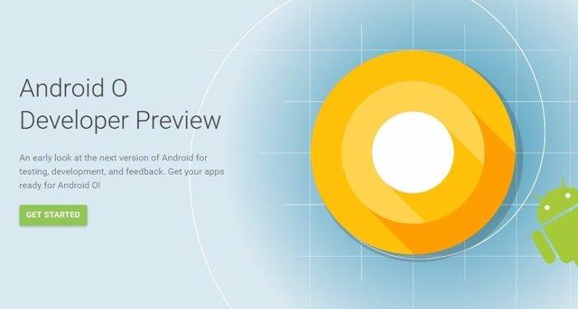 Android O, 'preview' del nuevo sistema operativo