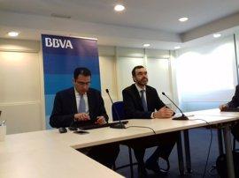 BBVA prevé un crecimiento de la economía balear del 2,6% en 2017 y la creación de 32.000 empleos hasta 2018