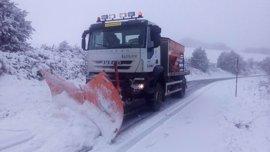 La Xunta llama a extremar la precaución en las carreteras ante la alerta naranja por nieve