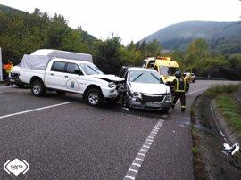Los fallecidos por accidente de tráfico en Asturias descienden un 61% en los últimos 10 años