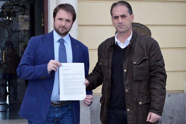PP y Cs en Alcalá piden una comisión de investigación