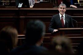 Clavijo anuncia que la Ley del Suelo estará aprobada en abril